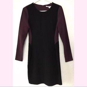 Diane Von Furstenberg NWT Sheath Dress Size 2